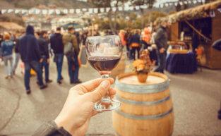 Principais festas do vinho no Brasil