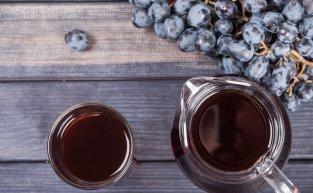 Vinho e suco de uva integral: conheça as diferenças e benefícios