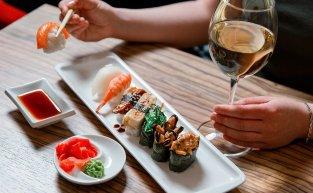 Vinho e comida japonesa: como aproveitar essa combinação