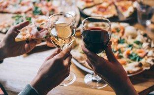 Aprenda a combinar vinhos e pizza