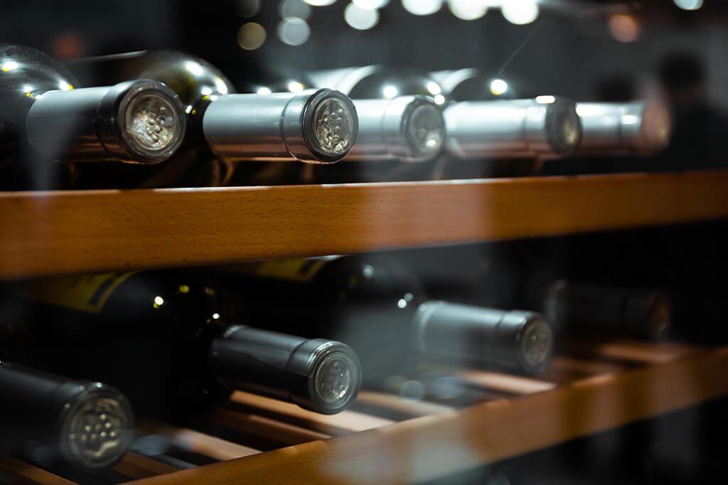 Adega de vinho: Climatizada