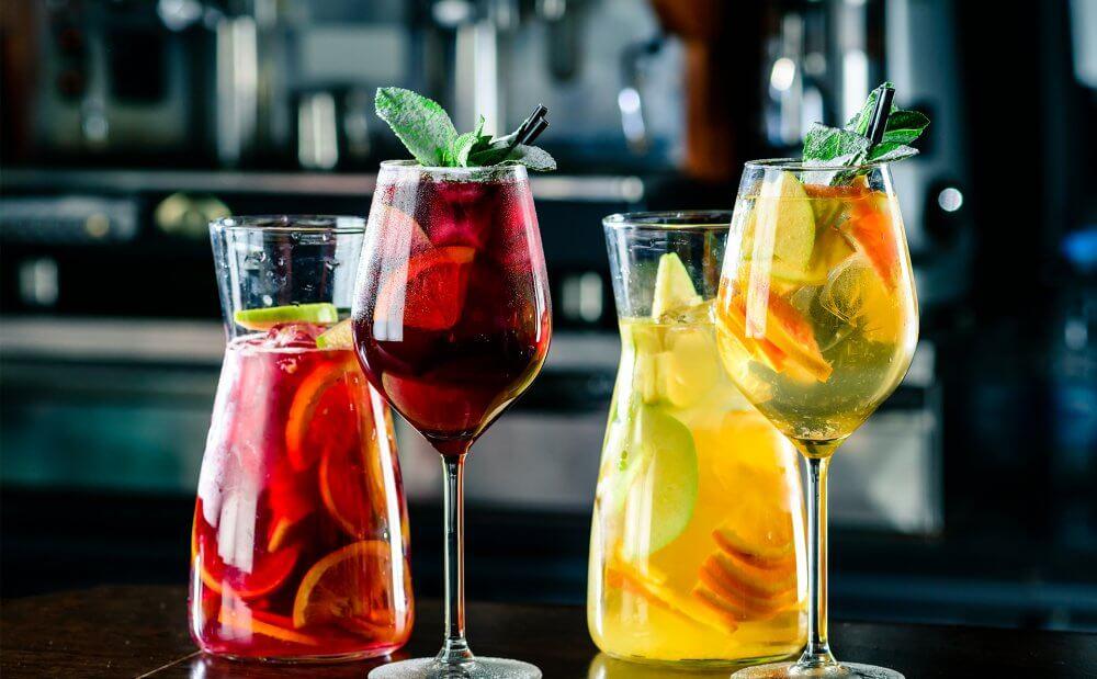 5 drinks com vinho para todos os momentos