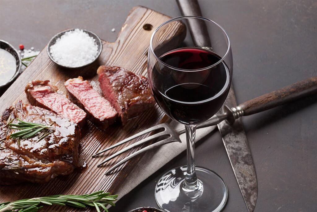 Vinho do Porto: Vinhos e churrasco